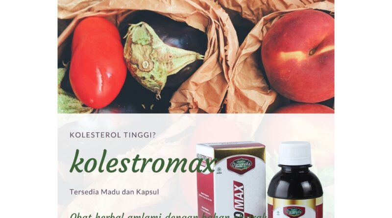 gejala kolesterol